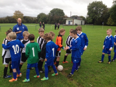 Respect - Chiseldon vs Hungerford U9