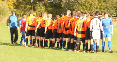 Respect - FC Chippenham Youth vs Stratton Juniors Under 15