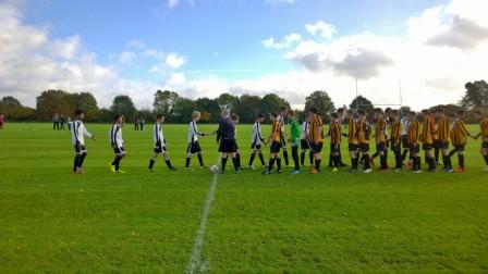 Respect - Hungerford v Blunsdon u15 div 2