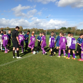Respect - Lydiard Youth Black V FC Abbemeads Colts U12
