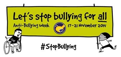 Stop Bulling Banner