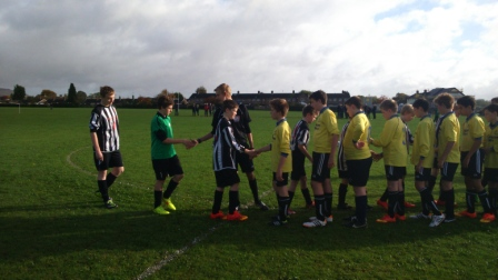 Respect - Pewsey vale vs Castle comb colts U14's (2)