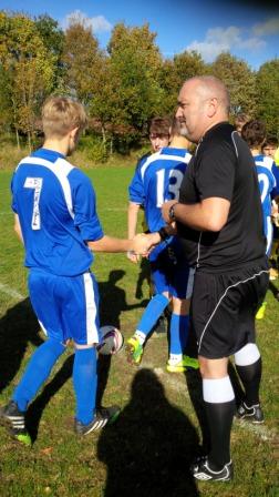 Respect - Ramsbury U16's