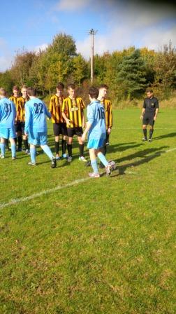 Respect - Ramsbury vs Blunsdon U17
