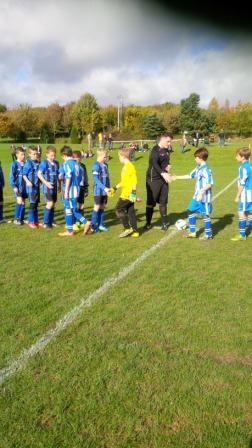 Respect - Ramsbury vs FC Calne U12