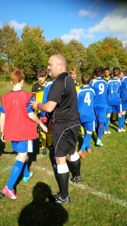 Respect - Ramsbury vs Supermarine U16's