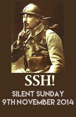 Silent Sunday Banner