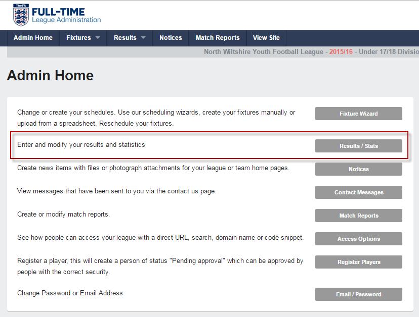 Match login full site